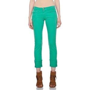 Current/Elliot Green Skinny Jeans, 24